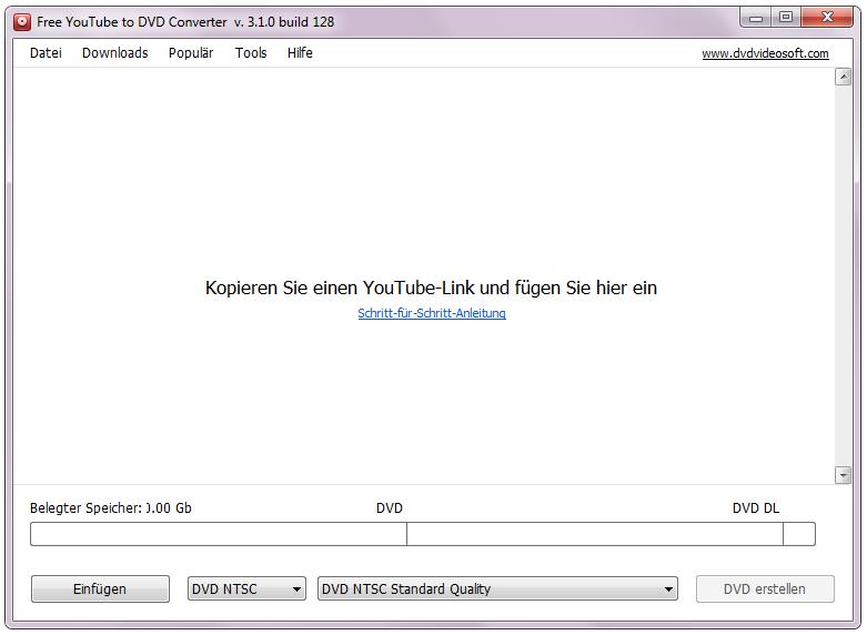 dvdvideosoft fehler beim