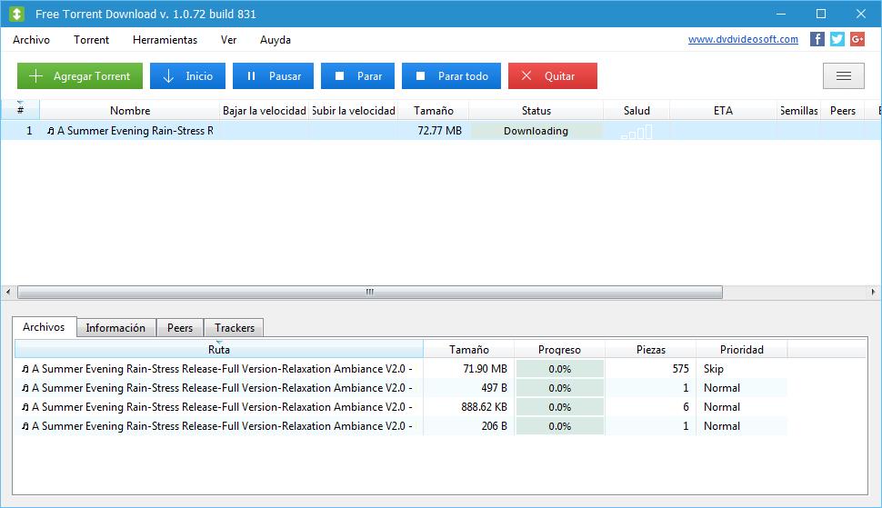 Free Download Torrent: Cómo Descargar Archivos Torrent