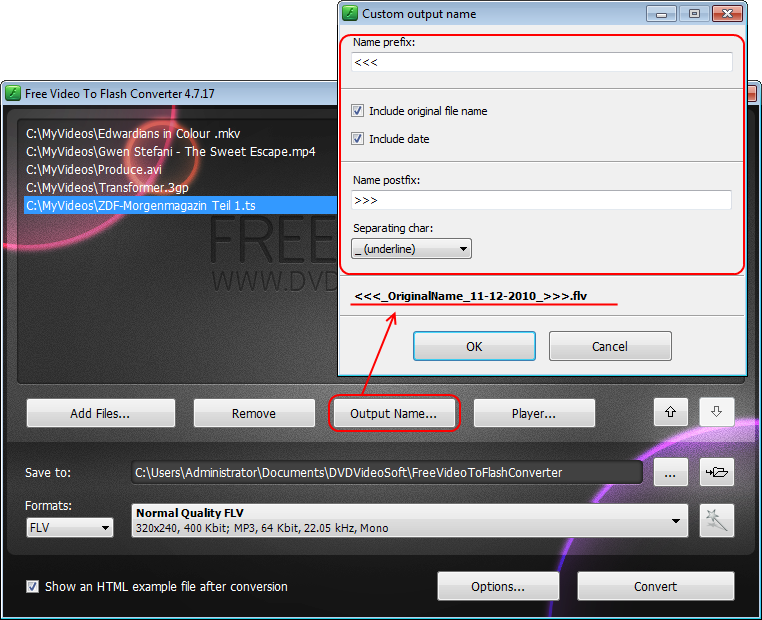 flv to mp4 converter free  with keygen