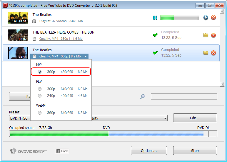 dvd youtube downloader free download