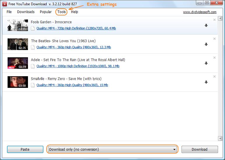 yt downloader free