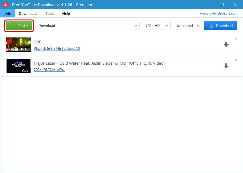 Free YouTube Download: Download Manager - скачать с YouTube
