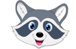 Find all playlists of the funniest raccoon videos on YouTube!