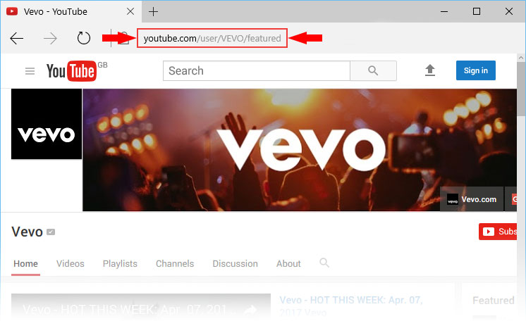 Step by step guide: how to download Vevo from YouTube