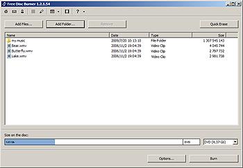download programma x masterizzare cd
