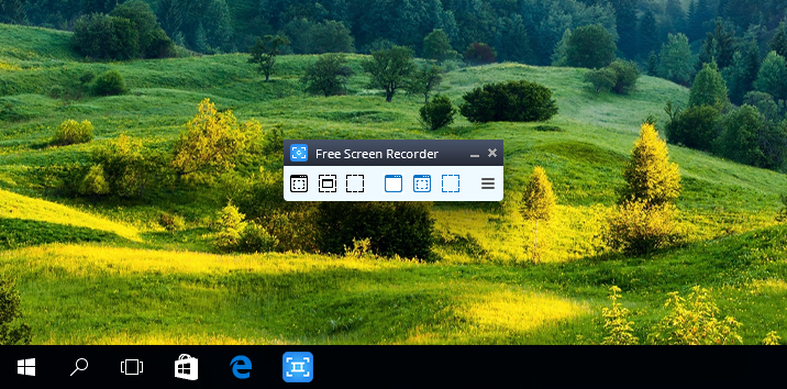 free screen to video windows 7