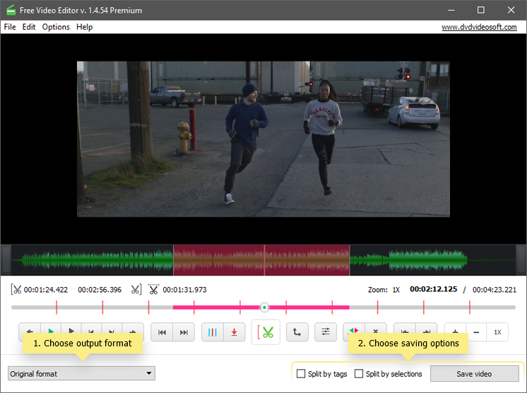 Windows Video Editor