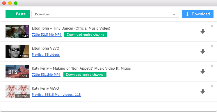 YouTube to MP3 for Mac | Download YouTube music in high ...