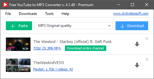 Are there any safe YouTube to MP3 converters? - Quora