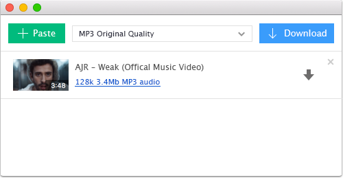YouTube To MP3 Mac