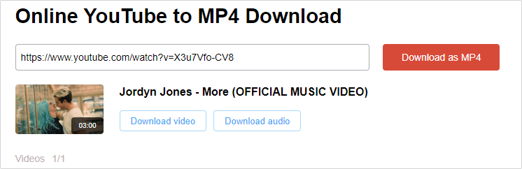 How to download YouTube videos to MP4